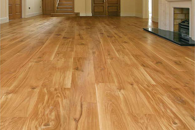Different Advantages Of Oak Flooring