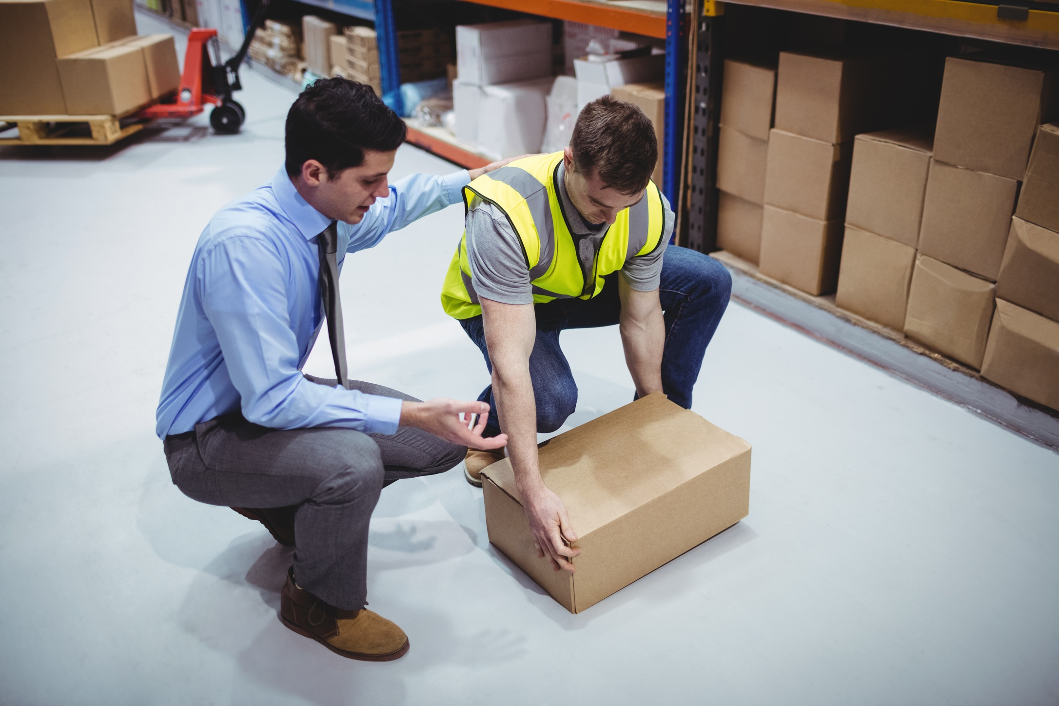 An Overview Of What Manual Handling Training Is