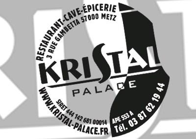 LeRalph / Logo KRISTAL PALACE