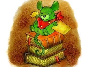 Sketcher : Rat de bibliothèque et colo