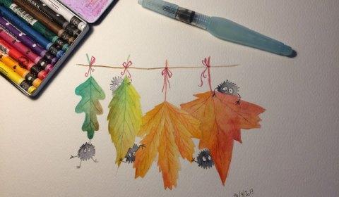 L'automne, enfin !