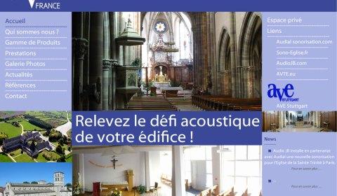 Webdesign & Print - AVE France - 2012