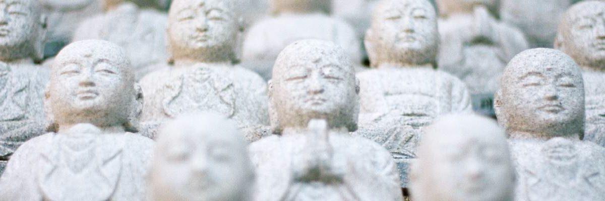 Jizo, le bodhisattva qui nous protège