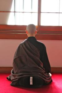 zazen, la méditation zen (DR)