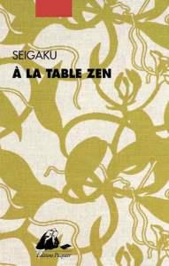 À la table zen