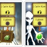 X deck cartes pierre