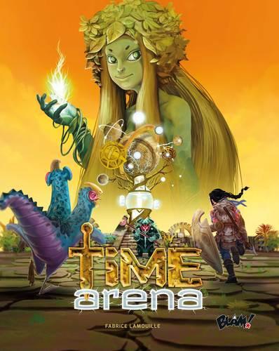La boite de Time Arena