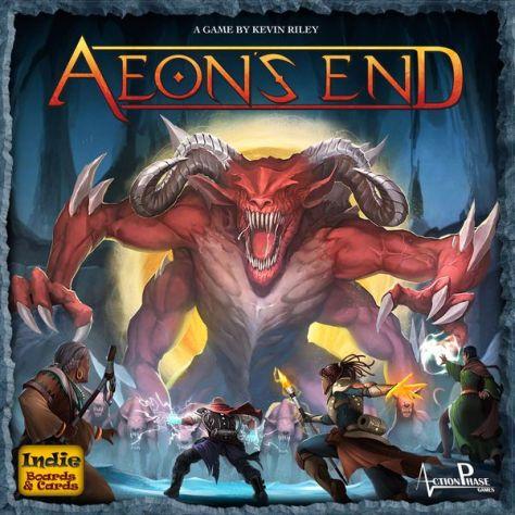 La boite d'Aeon's End