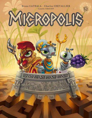 La boite de Micropolis