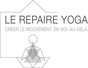 logo le repaire yoga