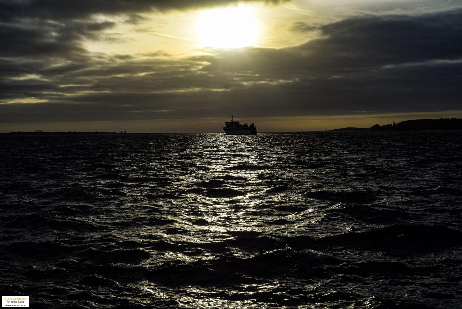 Fähre nach Bjørnø (Foto: Andreas Lerg)