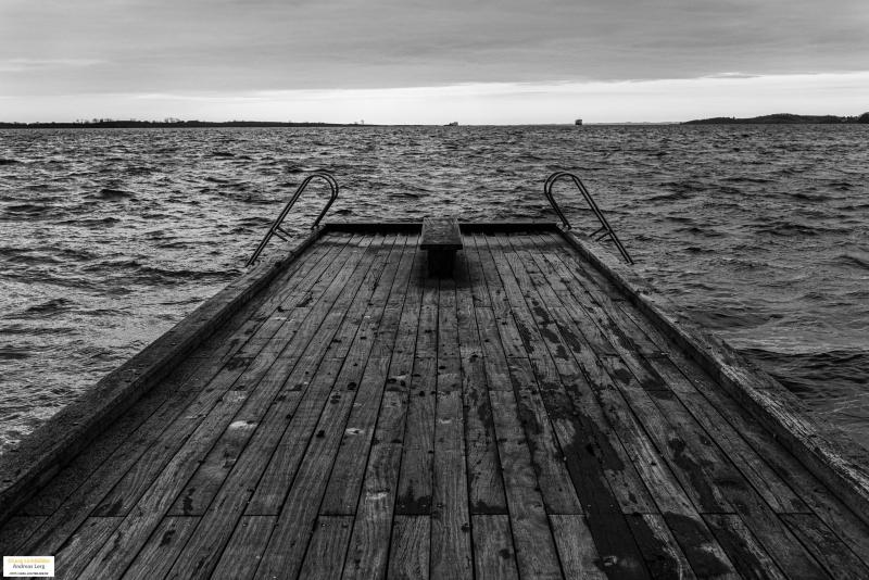 Strandbad an der Ostsee in Fåborg (Foto: Andreas Lerg)
