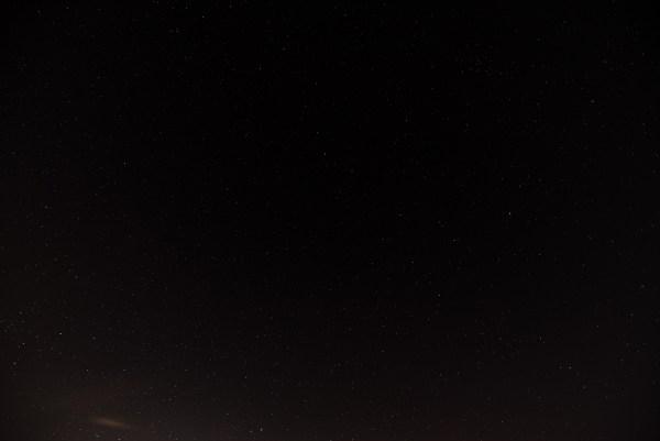 Sternehimmel Trutzturm Nierstein. (Foto: Andreas Lerg)