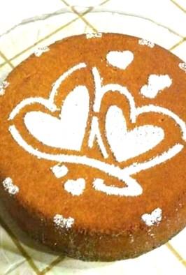 torta-amaretti Torta di amaretti