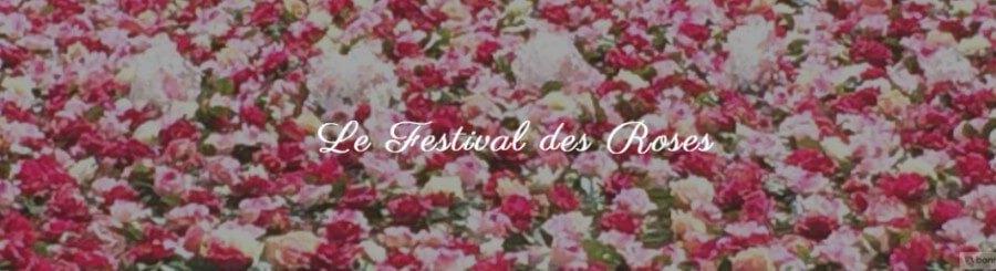 Festival des roses à Lyon