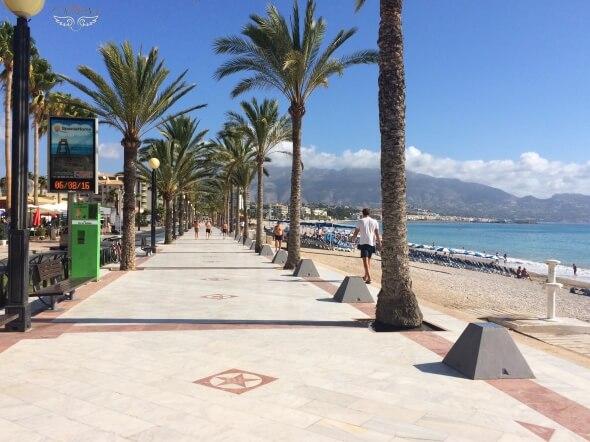 walk of fame espagnol