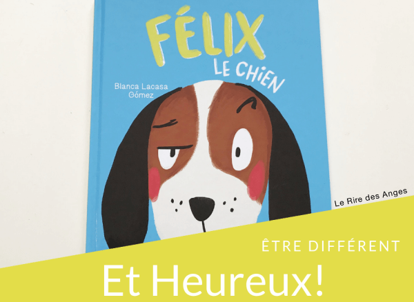 felix le chien different