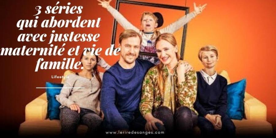 3 series famille et maternite