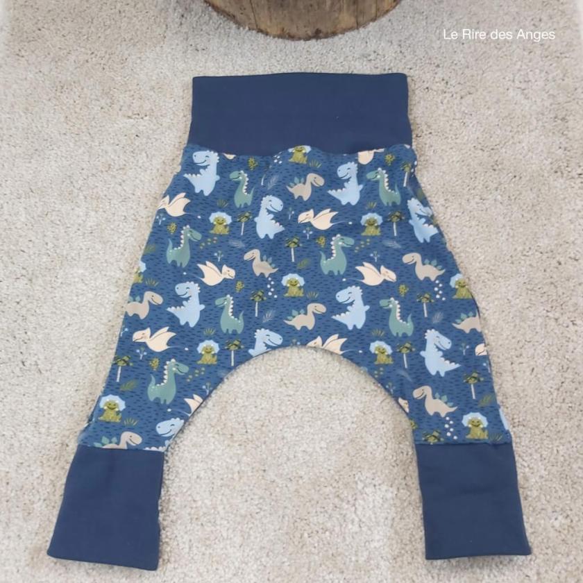 pantalon evolutif allonge