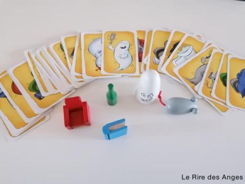 jeu de carte bazar bizarre enfants 6 ans