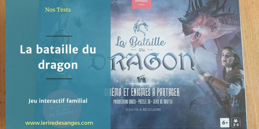 bataille dragon escape game jeu