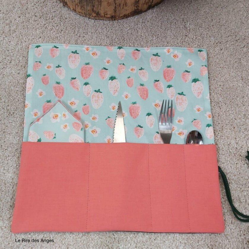 range couvert fraise