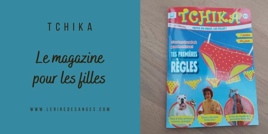 tchika magazine fille