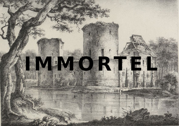 Immortel Feat Watership Down De Richard Adams Ville Morte