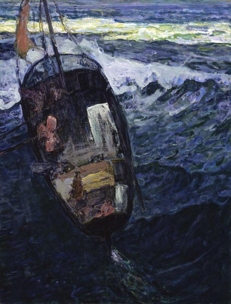 Fishermen at Sea von Henry Ossawa Tanner