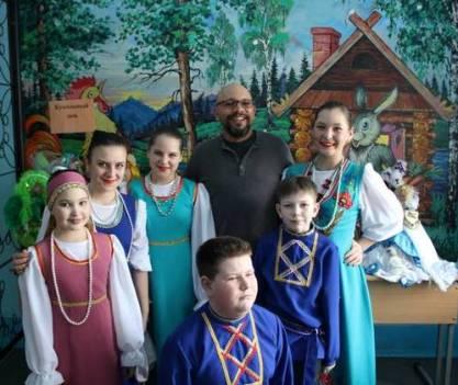 G. Neri visits Krasnoufimsk, Russia