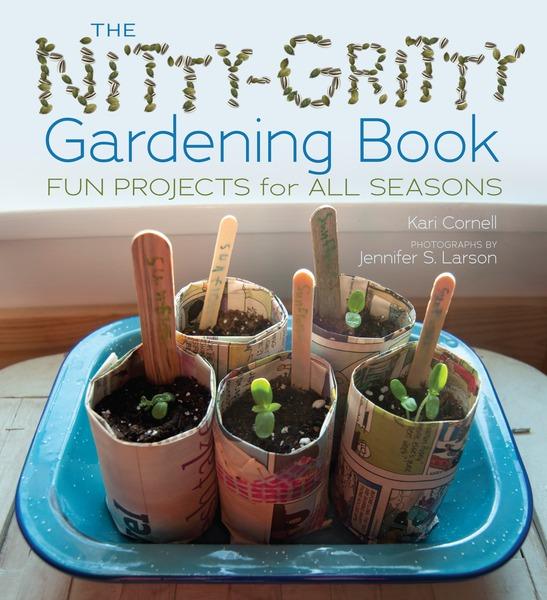 Nitty Gritty Gardening Book