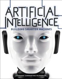 Artificial Intelligence teen nonfiction book