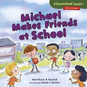 Cloverleaf Books ™ — Off to School
