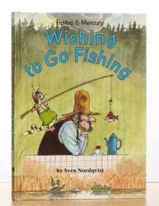 Festus & Mercury Wishing to Go Fishing