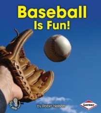 Nonfiction children's books Baseball is Fun