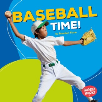 Nonfiction Baseball Picturebook