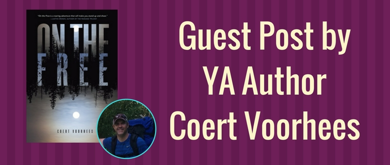 guest post by YA author oOn the Free, Coert Voorhees