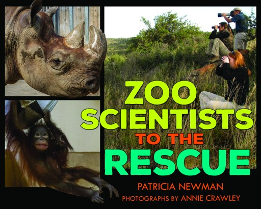 Zoo Scientists to the Rescue alternate cover