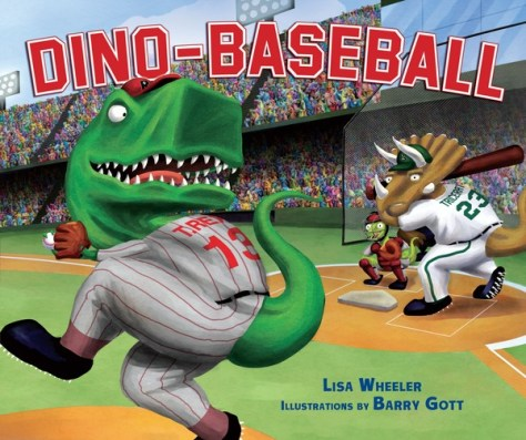 Dino-Sports books for National Reading Day 2018