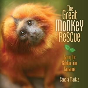Audisee ebooks - The Great Monkey Rescue