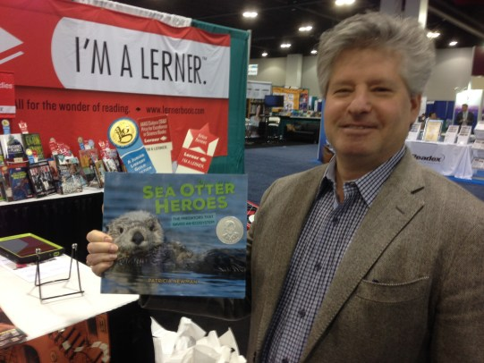 Sea Otter Heroes and Adam Lerner