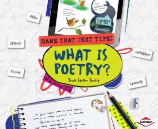 What Is Poetry? cover - quiet books for kids