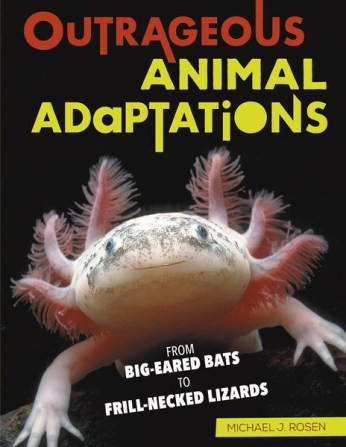 Outrageous Animal Adaptations cover