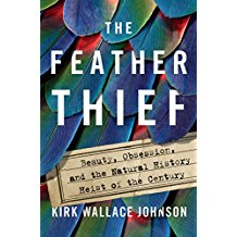 feather thief cover
