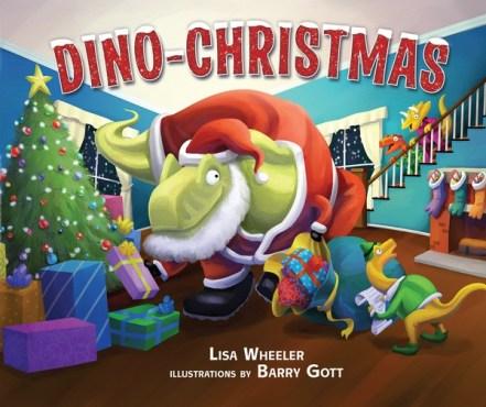 Dino-Christmas cover