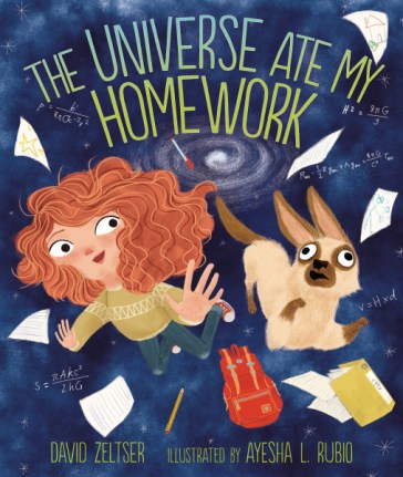 The Universe Ate My Homework cover