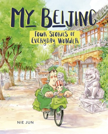 My Beijing by Nie Jun cover