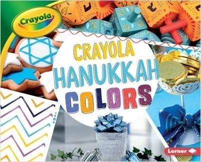 Crayola Hanukkah Colors
