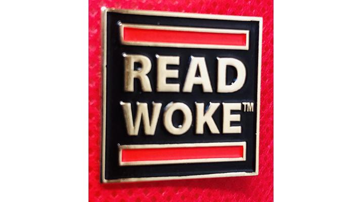 Read Woke Pin
