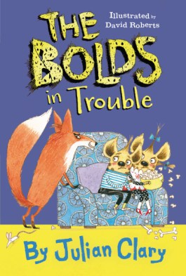 The Bolds in Trouble cover